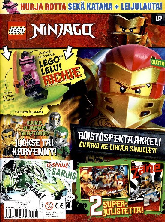 Lego Ninjago 10-2020