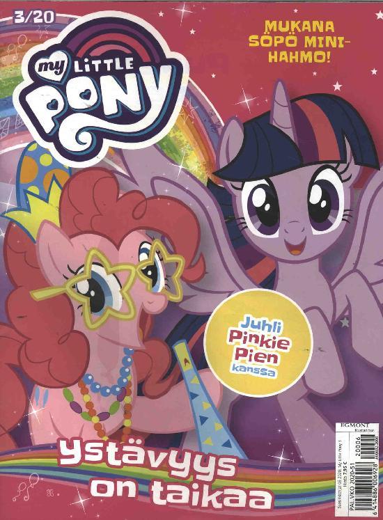 Suosikkisarjat 06-2020 My Little Pony