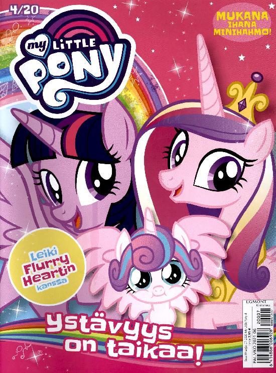 Suosikkisarjat 07-2020 My Little Pony
