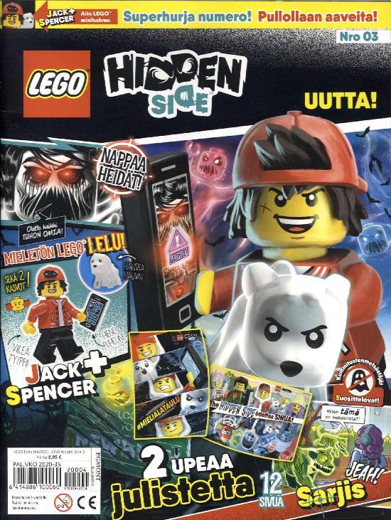 Lego Extra 2040