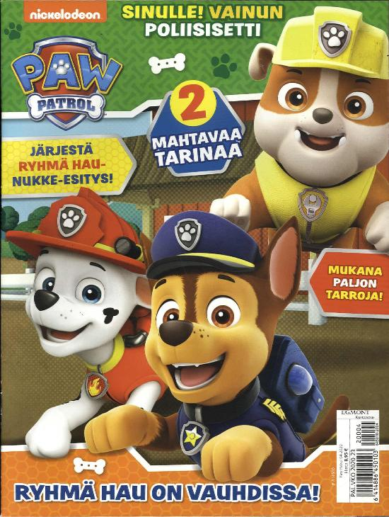 Paw Patrol (suom.) 04-2020