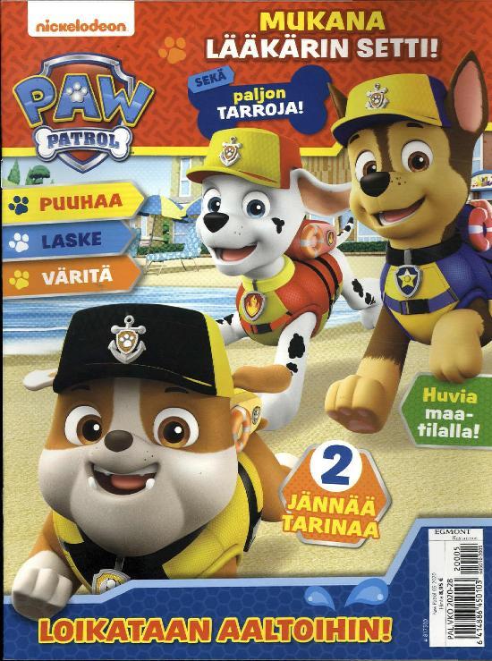 Paw Patrol (suom.) 05-2020