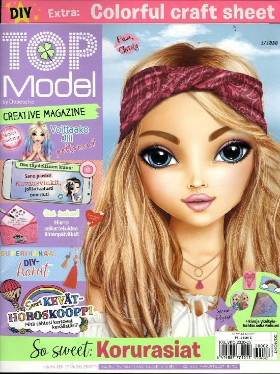 Top Model (suom.)