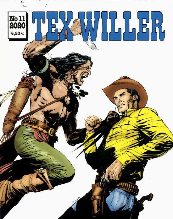 Tex Willer Nro 11 2020