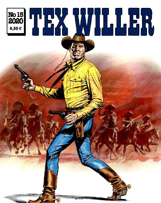 Tex Willer No 15 2020