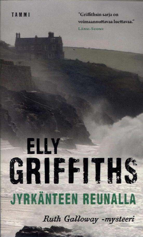 Griffiths, Elly: Jyrkänteen reunalla