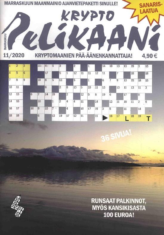 Krypto Pelikaani