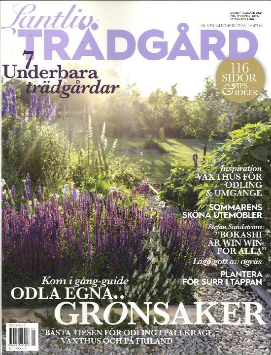Lantliv Trädgård 1/2020 Specialtidning