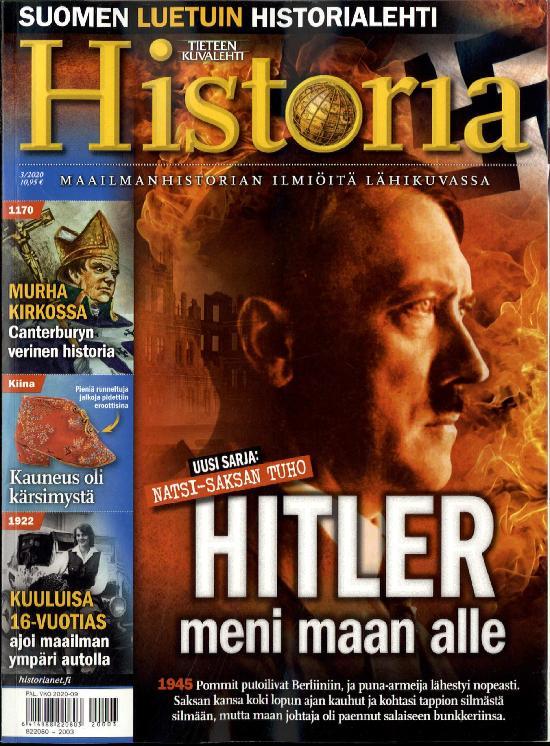 Tieteen Kuvalehti Historia