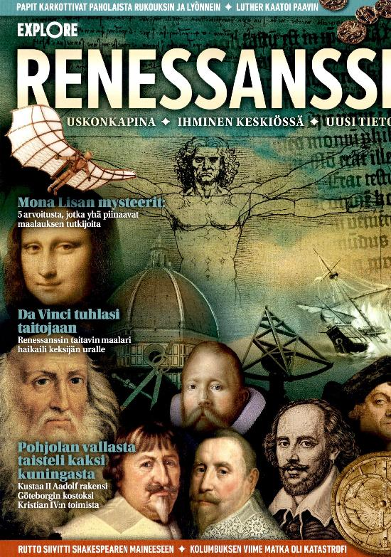 Explore Renessanssi