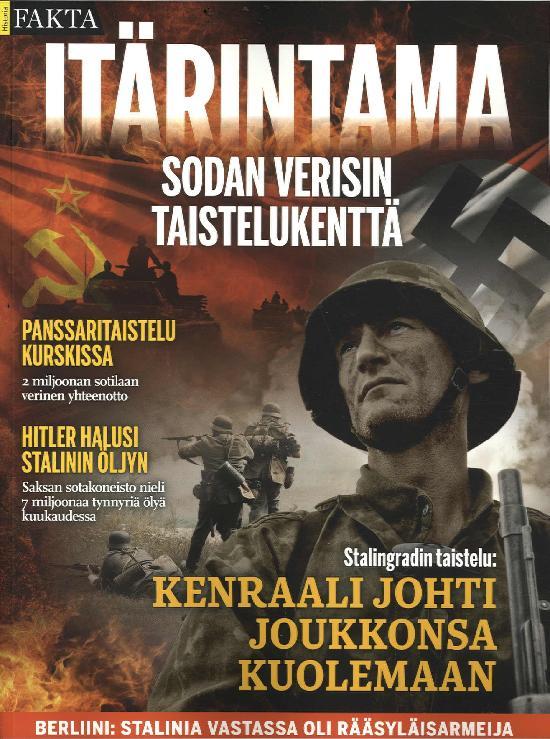 Historia Fakta Itärintama sodan verisin taistelu 4/2020