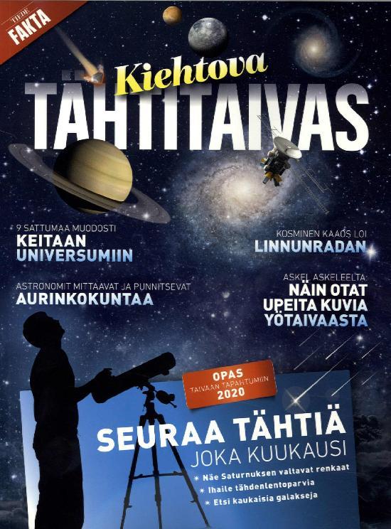 Tiede Fakta Kiehtova tähtitaivas