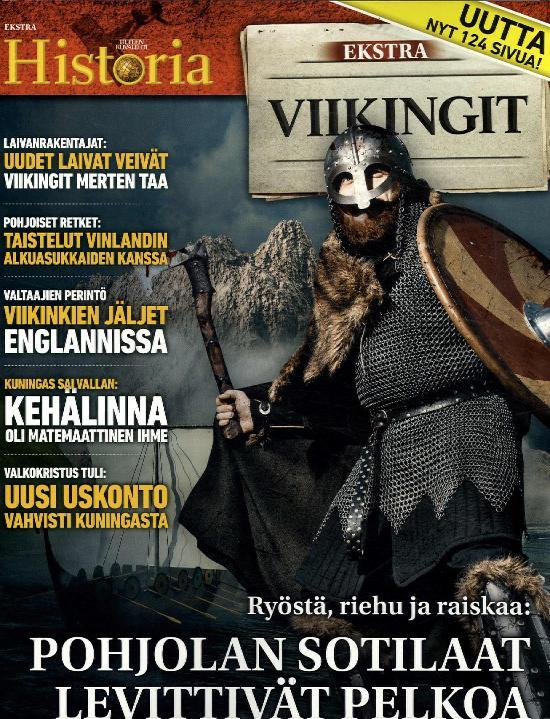 Tieteen Kuvalehti Historia Extra 2004