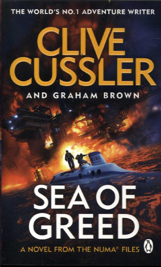 Cussler, Clive & Brown, Graham: Sea of Greed