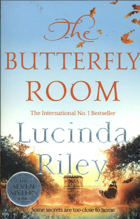 Riley, Lucinda: The Butterfly Room
