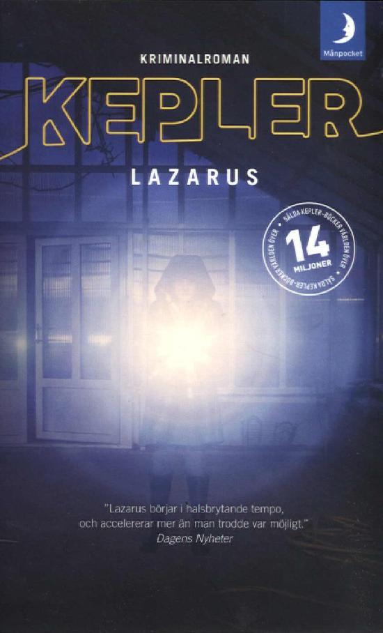 Kepler, Lars: Lazarus (Swe)