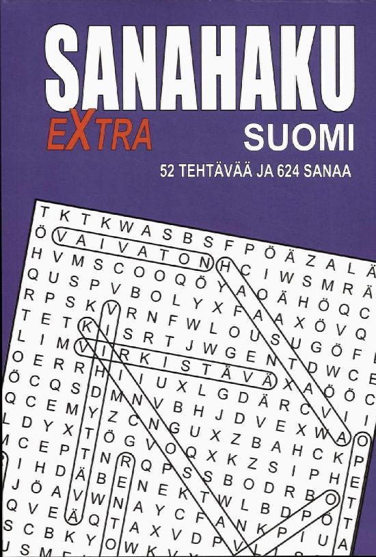 Sanahaku Extra-Suomi 3/2020