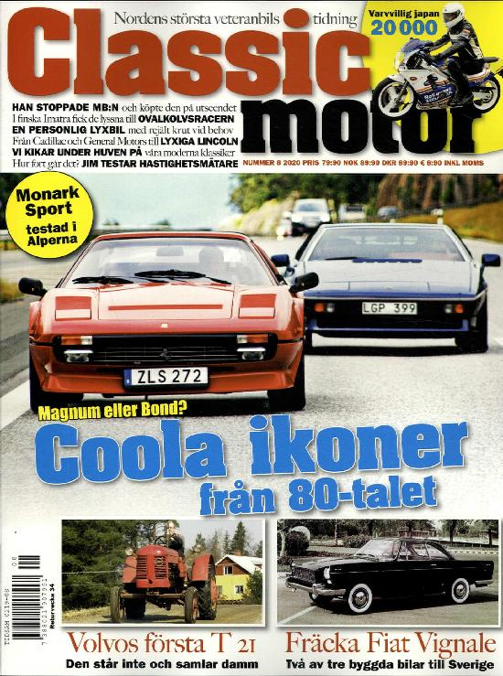 Classic Motor Magasin