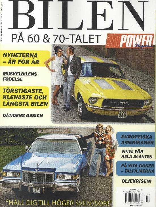 Wheels Special 2020 PÅ 60 & 70- TALET