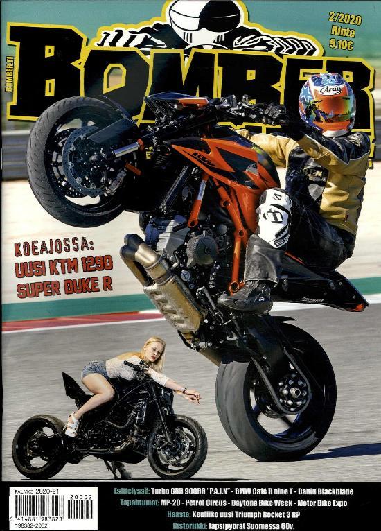 Bomber Magazine