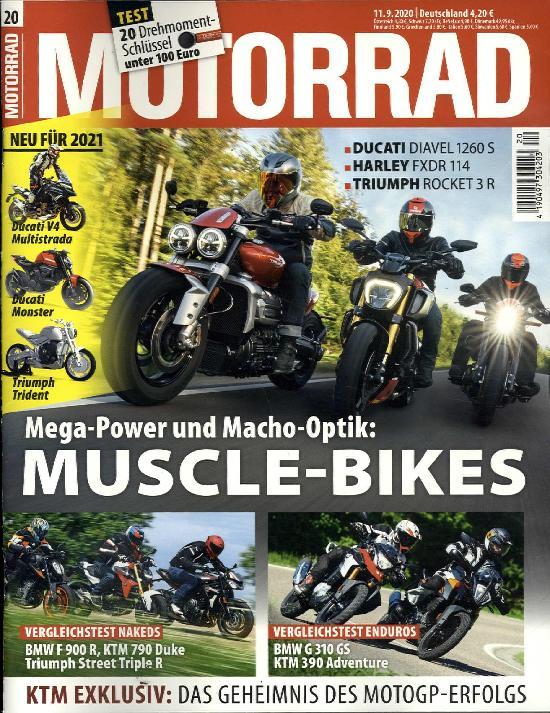 Motorrad (Ger)