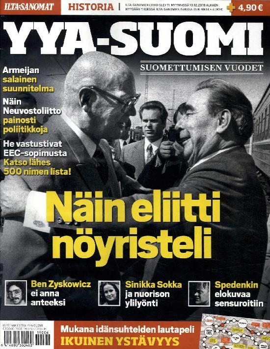 Ilta-Sanomat Teema Extra YYA-Suomi