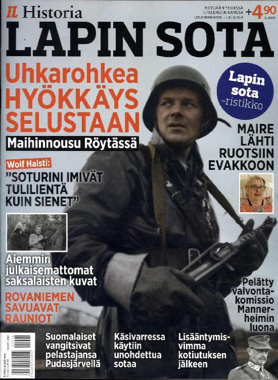 Iltalehti Teema Historia Lapin sota