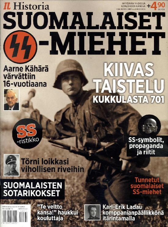 Iltalehti Teema Suomalaiset SS-miehet