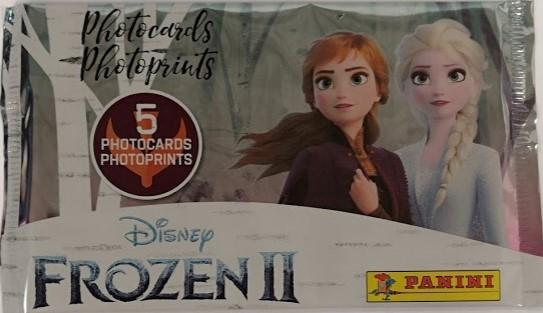 Disney Frozen 2 Photocards -kortit 1/2020