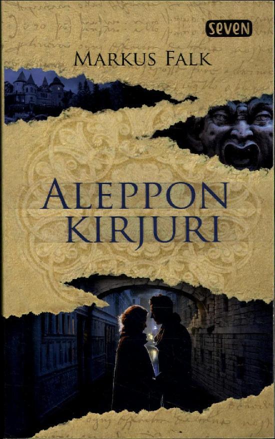 Falk, Markus: Aleppon kirjuri
