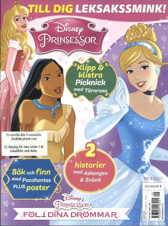 Prinsessor NR 8-9 2020