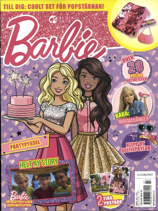 Barbie (Swe)
