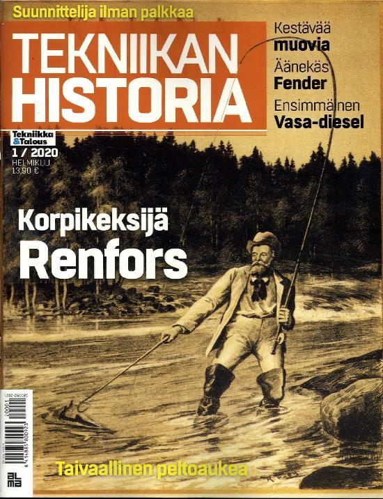 Tekniikan Historia