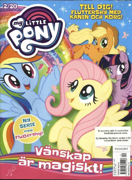 My Little Pony (Swe)