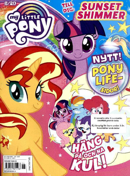 My Little Pony (Swe)