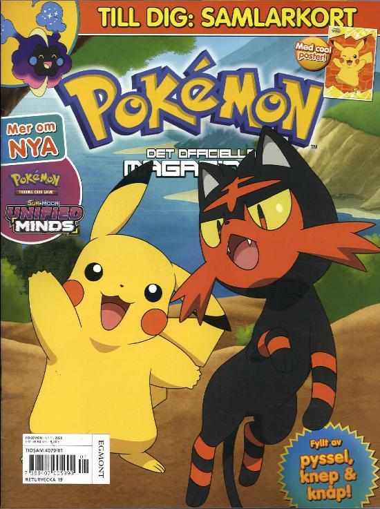 Pokemon (Swe) NR 1 2020