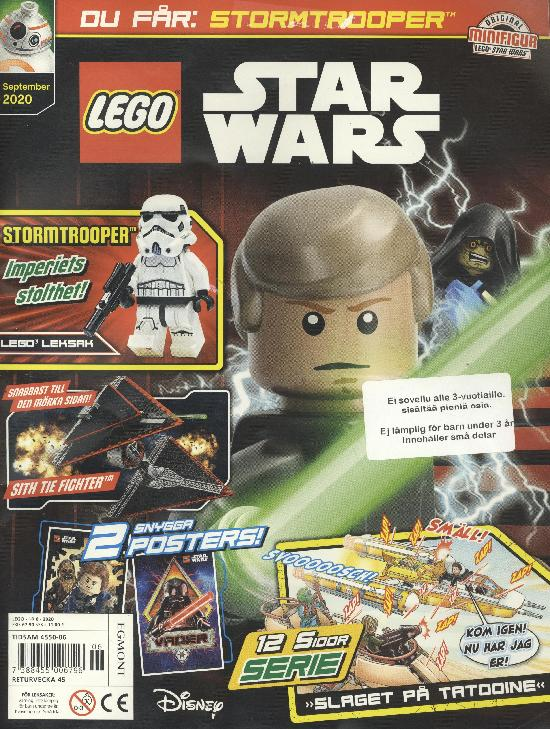 Lego Star Wars (Swe) NR 6 September 2020