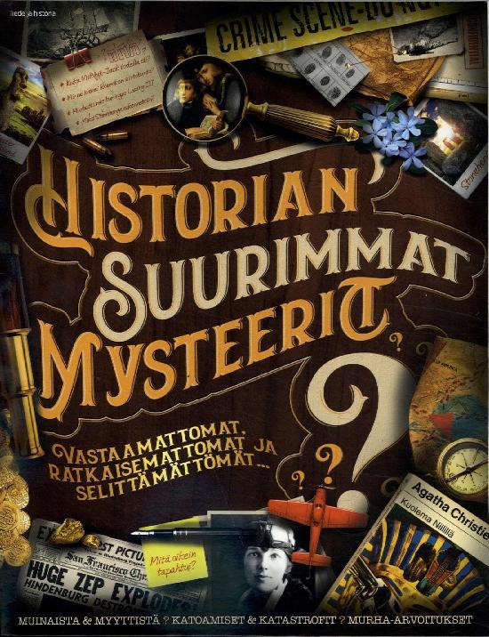 Tiede ja Historia Historian suurimmat mysteerit