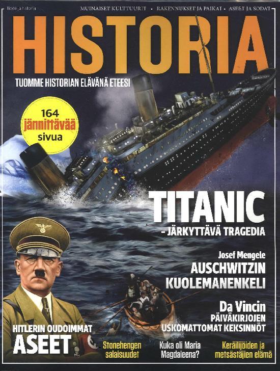 Tiede ja Historia Historia