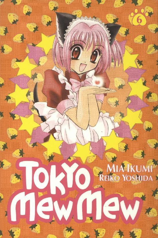 Tokyo Mew Mew (Sarjakuvakirja) Osa: 6/7 2020