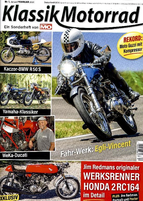 Klassik Motorrad