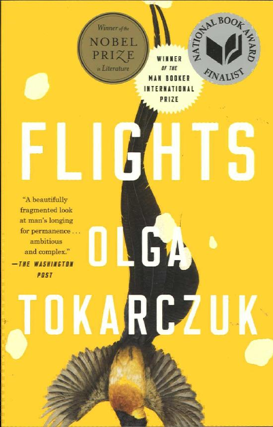 Tokarczuk, Olga: Flights