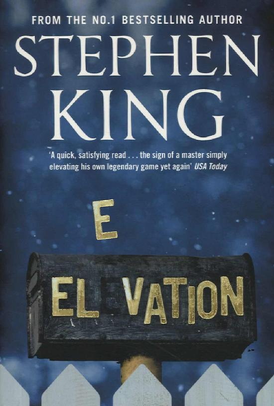 King, Stephen: Elevation