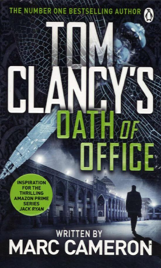 Cameron, Marc: Tom Clancy's Oath of Office