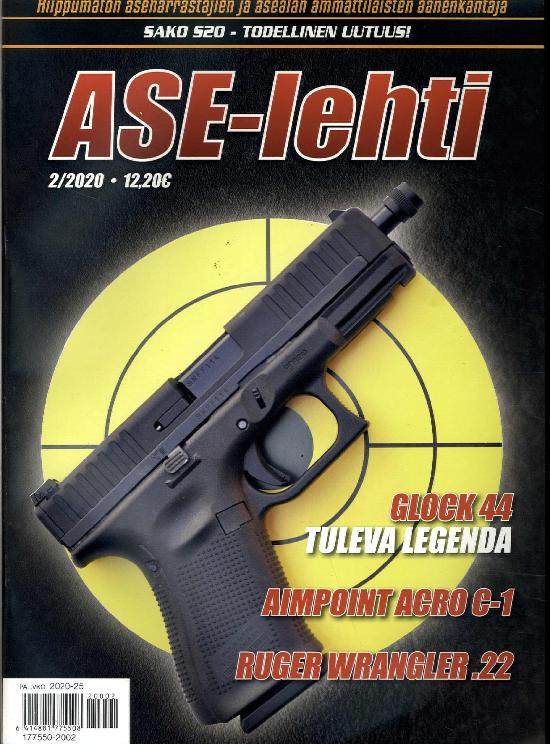 Ase-Lehti
