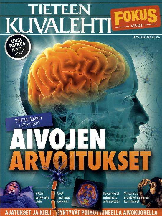 Tieteen Kuvalehti Fokus Aivojen arvoitukset