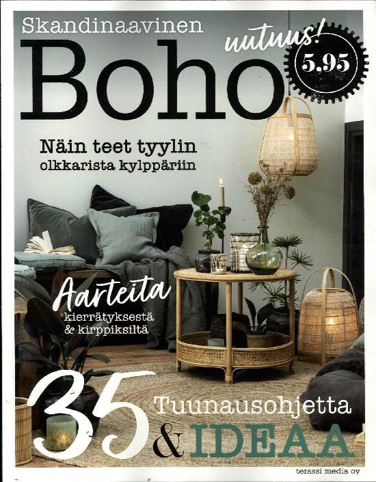 Sesongin Parhaat Skandinaavinen Boho 2020