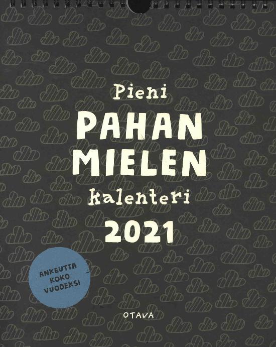 Pieni Pahan Mielen Seinäkalenteri 2021