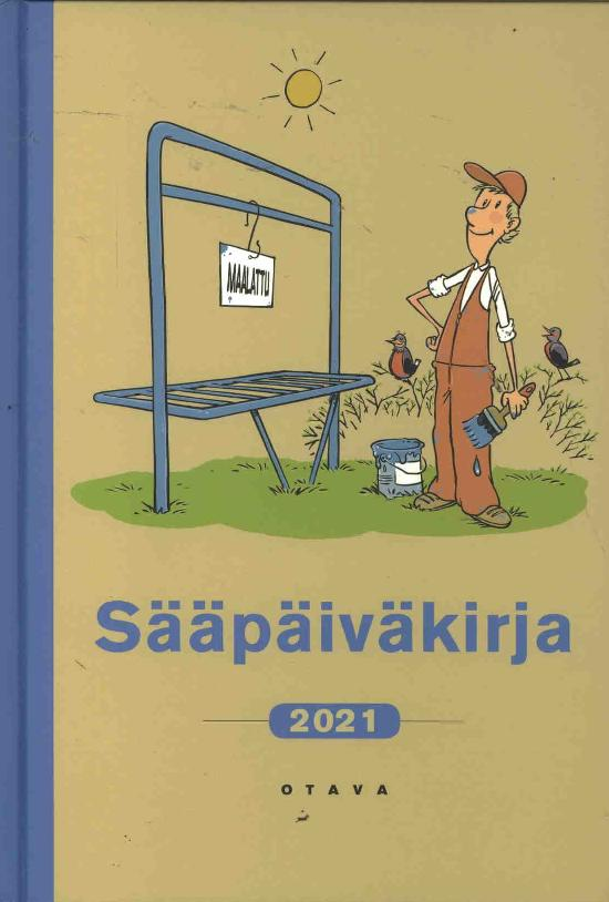 Sääpäiväkirja 2021