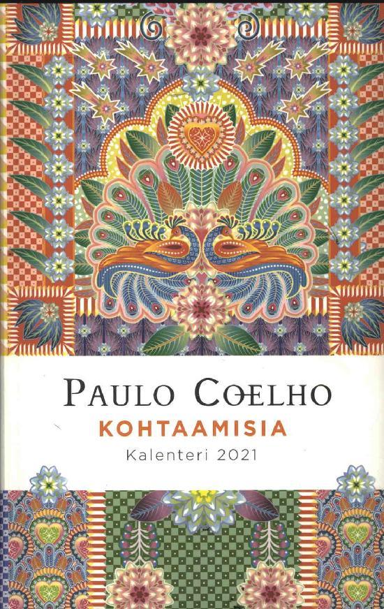 Paulo Coelho vuosikalenteri 2021